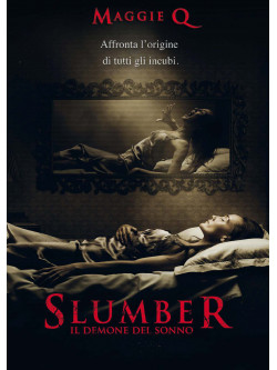 Slumber - Il Demone Del Sonno (Dvd+Booklet)