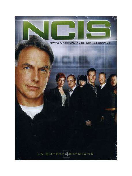 Ncis - Stagione 04 (6 Dvd)