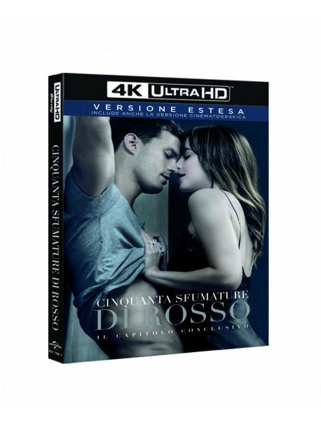 Cinquanta Sfumature Di Rosso (4K Uhd+Blu-Ray)