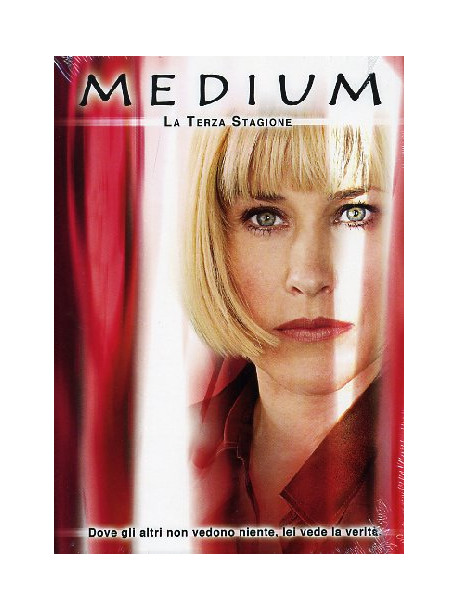 Medium - Stagione 03 (6 Dvd)