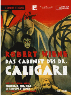 Caligari (2 Dvd+Libro)