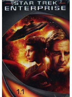 Star Trek - Enterprise - Stagione 01 01 (3 Dvd)