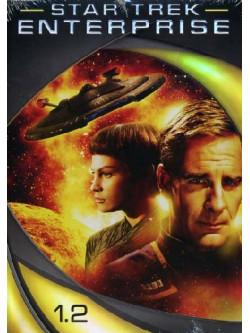 Star Trek - Enterprise - Stagione 01 02 (4 Dvd)