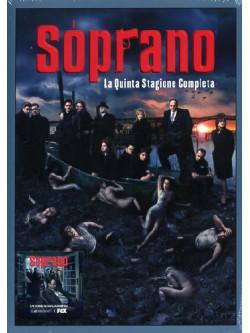 Soprano (I) - Stagione 05 (4 Dvd)