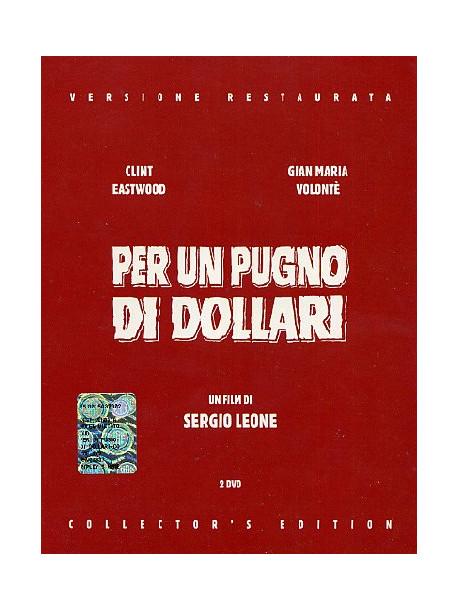 Per Un Pugno Di Dollari (Versione Restaurata) (CE) (2 Dvd)