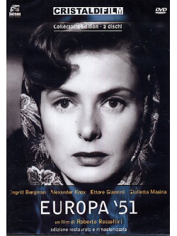 Europa '51 (CE) (2 Dvd)