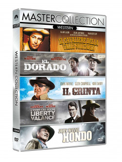 Western Master Collection (5 Dvd)