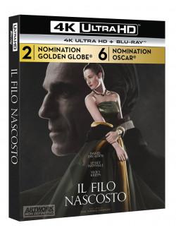 Filo Nascosto (Il) (Blu-Ray Uhd+Blu-Ray)