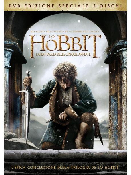 Hobbit (Lo) - La Battaglia Delle Cinque Armate (2 Dvd)