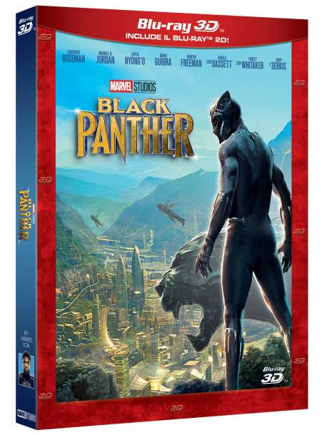 Black Panther (3D) (Blu-Ray 3D+Blu-Ray)