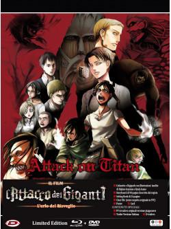Attacco Dei Giganti (L') Il Film - L'Urlo Del Risveglio (Limited Edition) (Blu-Ray+Dvd)