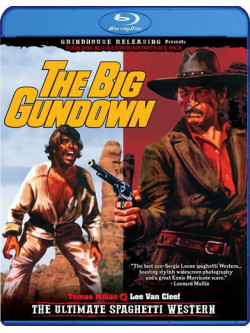 Big Gundown (4 Blu-Ray) [Edizione: Stati Uniti]