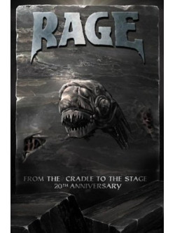 Rage - From The Cradle To The Stage (2 Dvd)