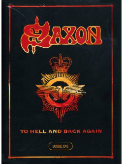 Saxon - To Hell And Back Again (2 Dvd)