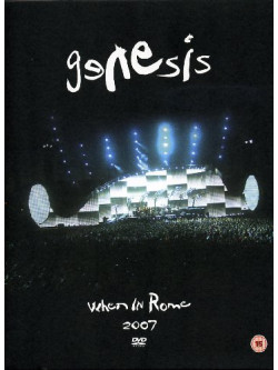 Genesis - When In Rome 2007 (3 Dvd)