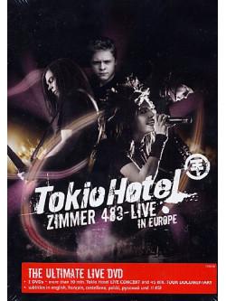 Tokio Hotel - Zimmer 483 - Live In Europe (2 Dvd)