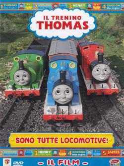Trenino Thomas (Il) - The Movie 01 - Sono Tutte Locomotive!