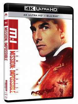Mission: Impossible (4K Uhd+Blu-Ray)