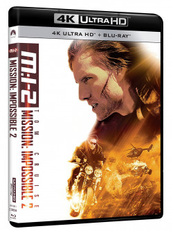 Mission: Impossible 2 (4K Uhd+Blu-Ray)
