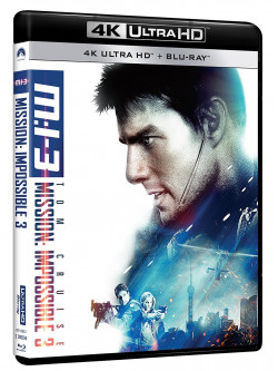 Mission: Impossible 3 (4K Uhd+Blu-Ray)