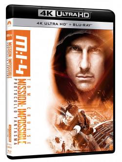 Mission: Impossible - Protocollo Fantasma (4K Uhd+Blu-Ray)