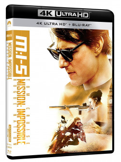 Mission: Impossible - Rogue Nation (4K Uhd+Blu-Ray)