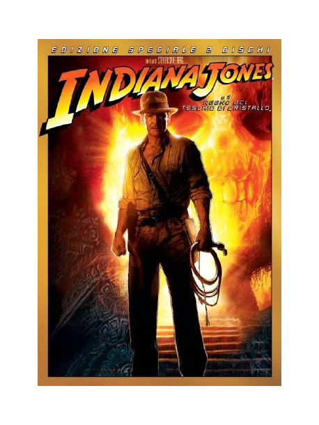 Indiana Jones E Il Regno Del Teschio Di Cristallo (SE) (2 Dvd)