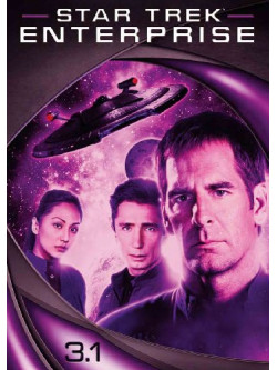 Star Trek - Enterprise - Stagione 03 01 (3 Dvd)