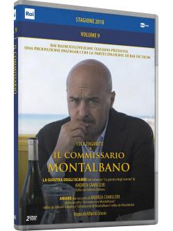 Commissario Montalbano (Il) - Stagione 2018 (2 Dvd)