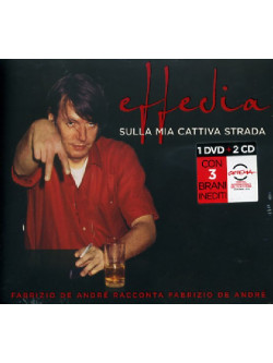 Effedia - Sulla Mia Cattiva Strada (Dvd+2 Cd)