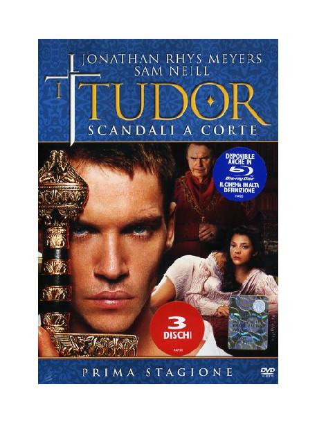 Tudor (I) - Scandali A Corte - Stagione 01 (3 Dvd)