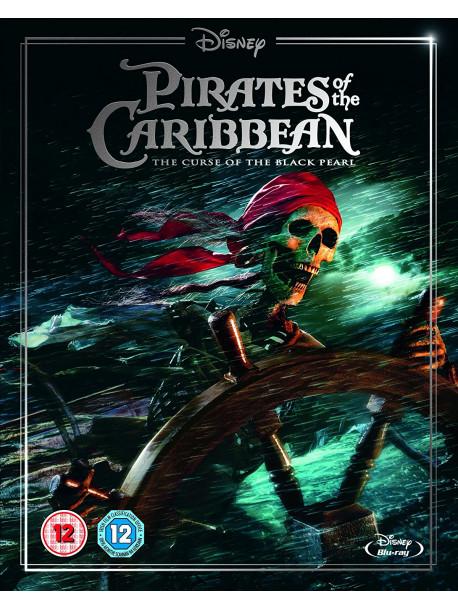 Pirates Of The Caribbean - The Curse Of The Black Pearl [Edizione: Germania] [ITA SUB]