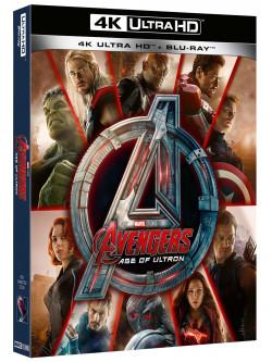 Avengers - Age Of Ultron (Blu-Ray 4K Ultra HD+Blu-Ray)