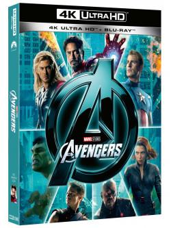 Avengers (The) (Blu-Ray 4K Ultra HD+Blu-Ray)