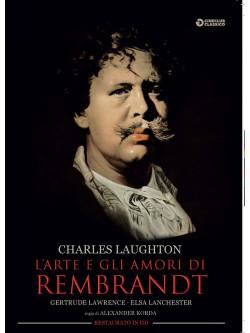 Arte E Gli Amori Di Rembrandt (L') (Restaurato In Hd)