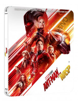 Ant-Man And The Wasp (Blu Ray 3D + Blu Ray 2D) (Steelbook)