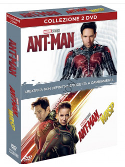 Ant-Man / Ant-Man And The Wasp (2 Dvd)