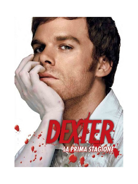 Dexter - Stagione 01 (4 Dvd)