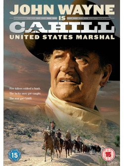 Cahill United States Marshall [Edizione: Regno Unito] [ITA]
