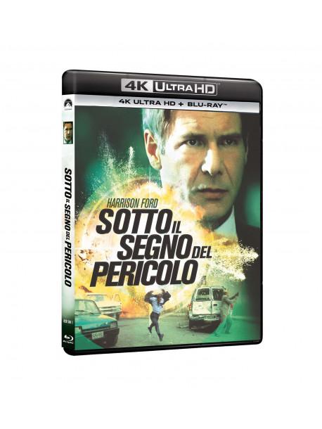 Sotto Il Segno Del Pericolo (Blu-Ray 4K Ultra Hd+Blu-Ray)