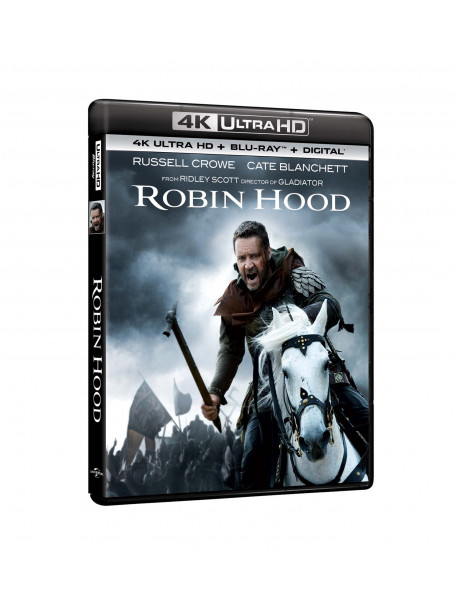 Robin Hood (Blu-Ray 4K Ultra Hd+Blu-Ray)