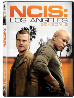 Ncis - Los Angeles - Stagione 08 (6 Dvd)