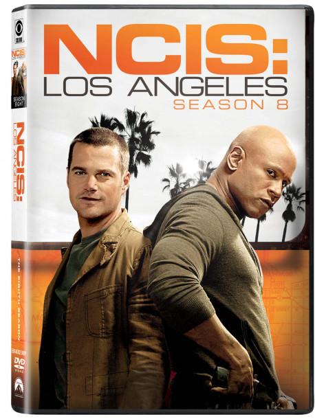 Ncis - Los Angeles - Stagione 08 (6 Dvd)