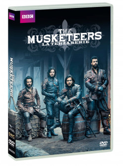 Musketeers (The) - Stagione 03 (4 Dvd)