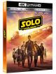 Star Wars - Solo: A Star Wars Story (Blu-Ray 4K Ultra Hd+2 Blu-Ray)
