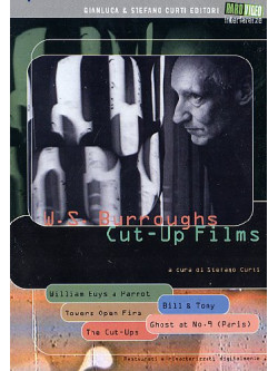 William S. Burroughs - Cut-Up Films (2 Dvd+Libro)