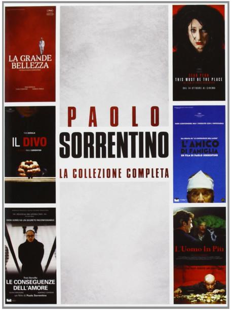 Paolo Sorrentino - La Collezione Completa (6 Dvd)