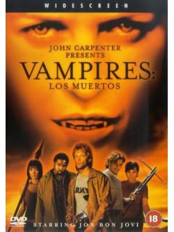 John Carpenter'S Vampires - Los Muertos [Edizione: Regno Unito] [ITA]