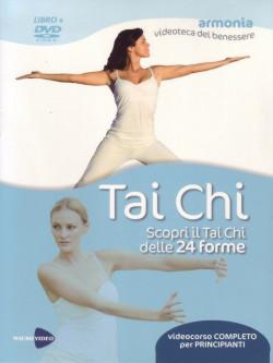 Tai Chi - Scopri Il Tai Chi Delle 24 Forme (Lin Williams) (Dvd+Libro)