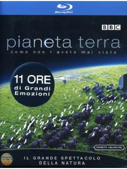 Pianeta Terra Cofanetto (4 Blu-Ray+Booklet)